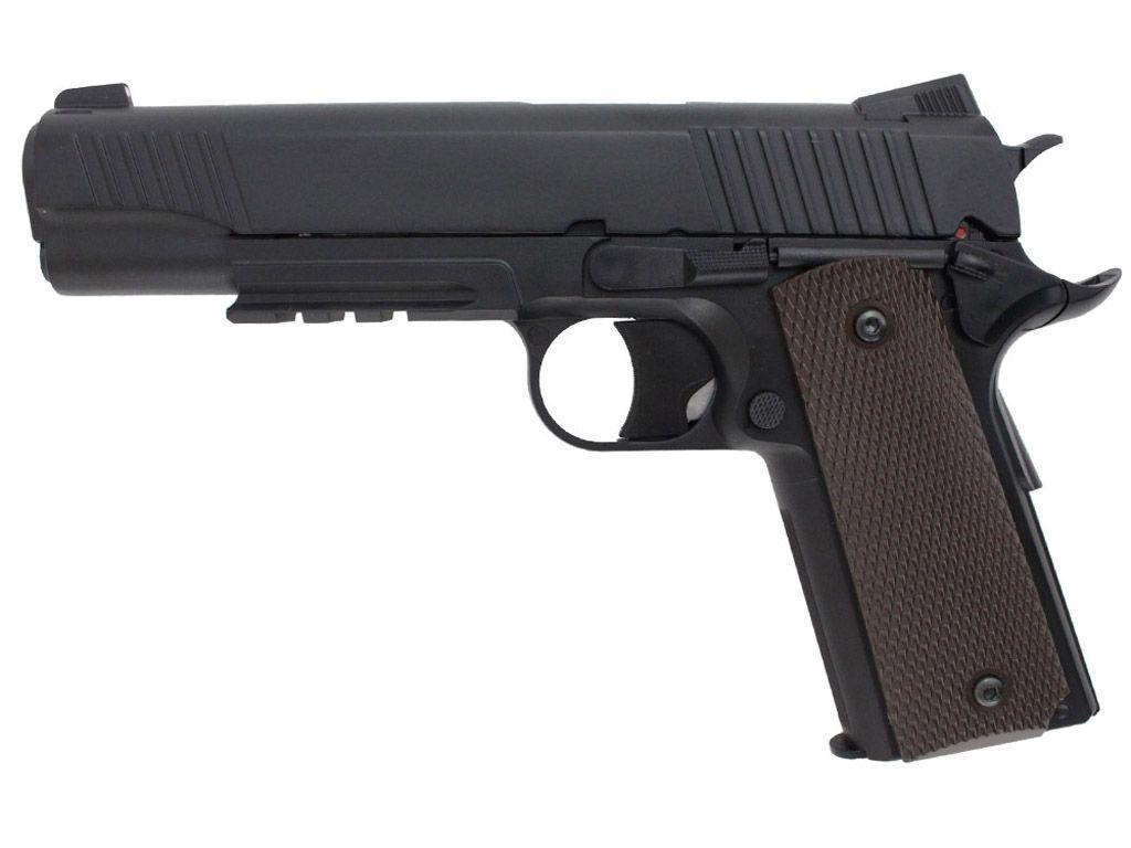 KWC CQBP M45 A1 NBB Airsoft Pistol