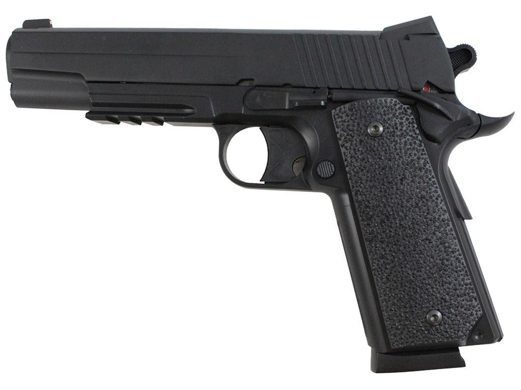 KWC 1911 GSR CO2 NBB Airsoft Pistol