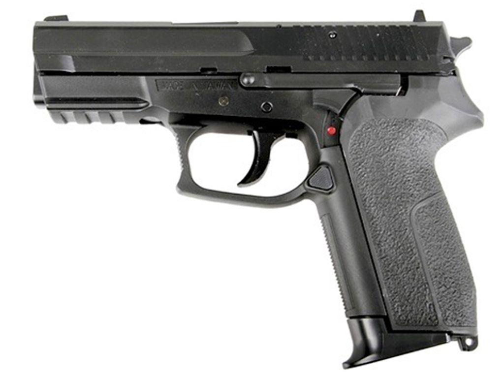 KWC SP2022 CO2 NBB  Airsoft Pistol-Metal Slide