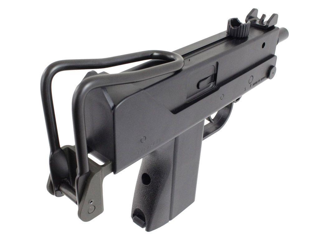 kwc mac11 m11 airsoft nbb gun replicaairgunsca