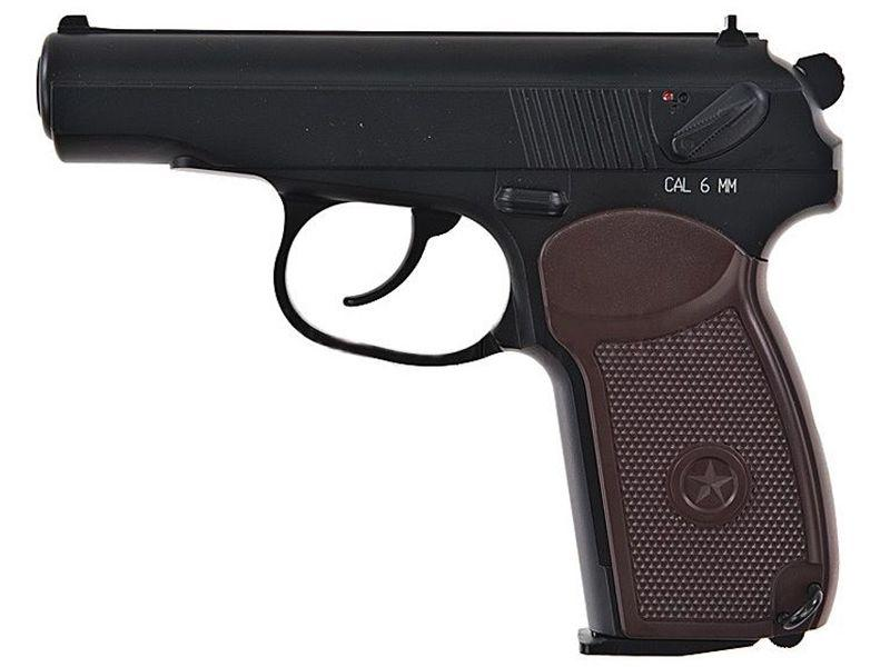 KWC Makarov PM CO2 Airsoft Pistol NBB