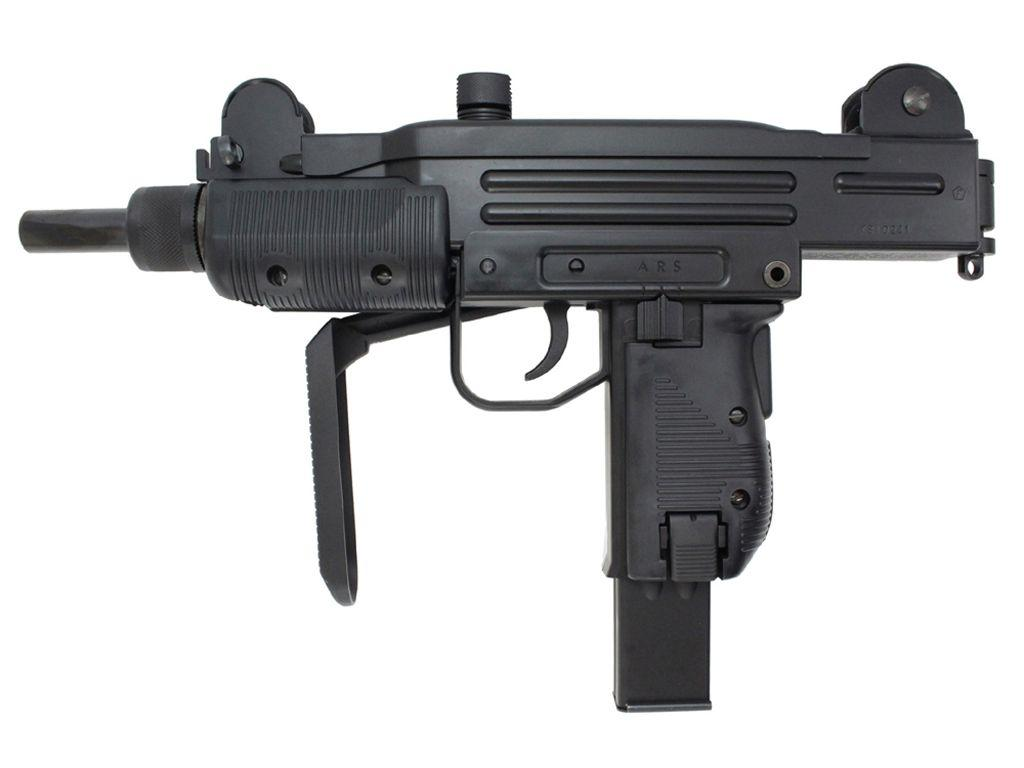 KWC Mini UZI CO2 Blowback Airsoft gun