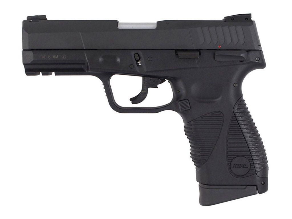 KWC 24/7 Gen 2 CO2 Blowback Airsoft Pistol