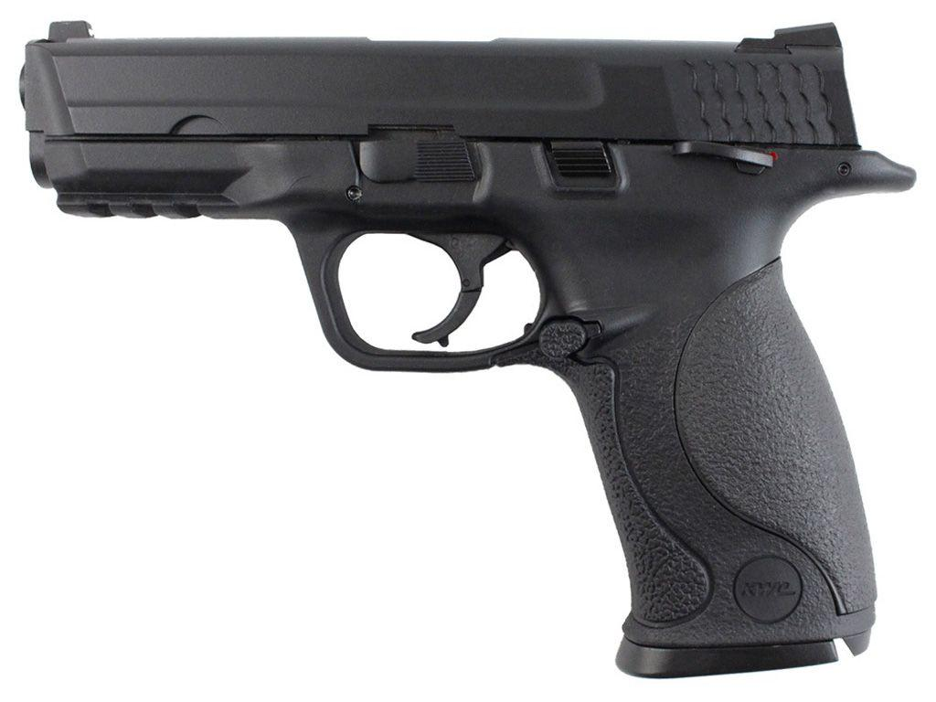 KWC MP40 C02 Blowback Airsoft Pistol