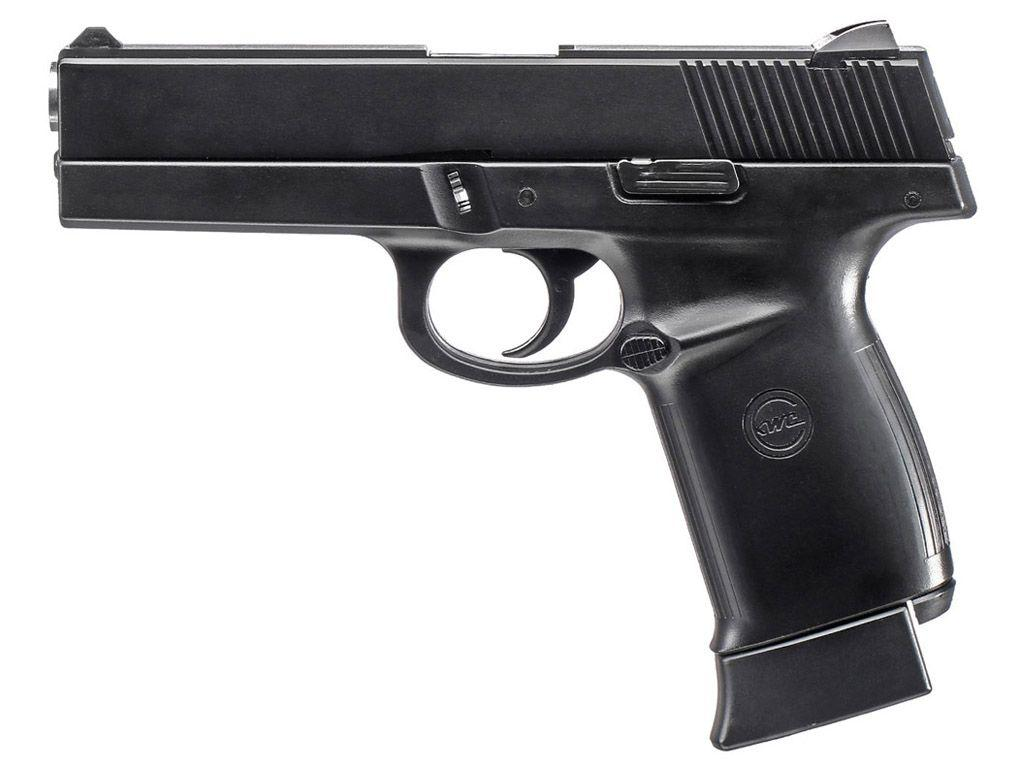 KWC SW40F CO2 Blowback Airsoft Pistol