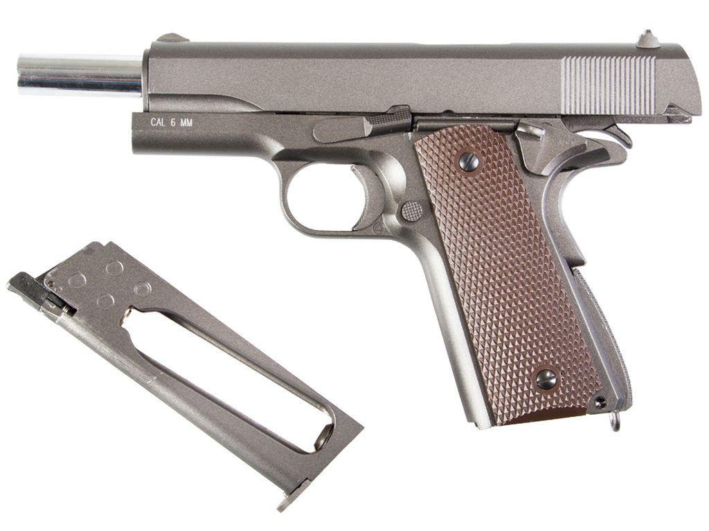KWC M1911 Gas Blowback Airsoft Pistol | ReplicaAirguns.ca