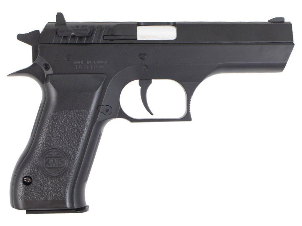 KWC IWI Jericho 941 CO2 NBB Steel BB Pistol