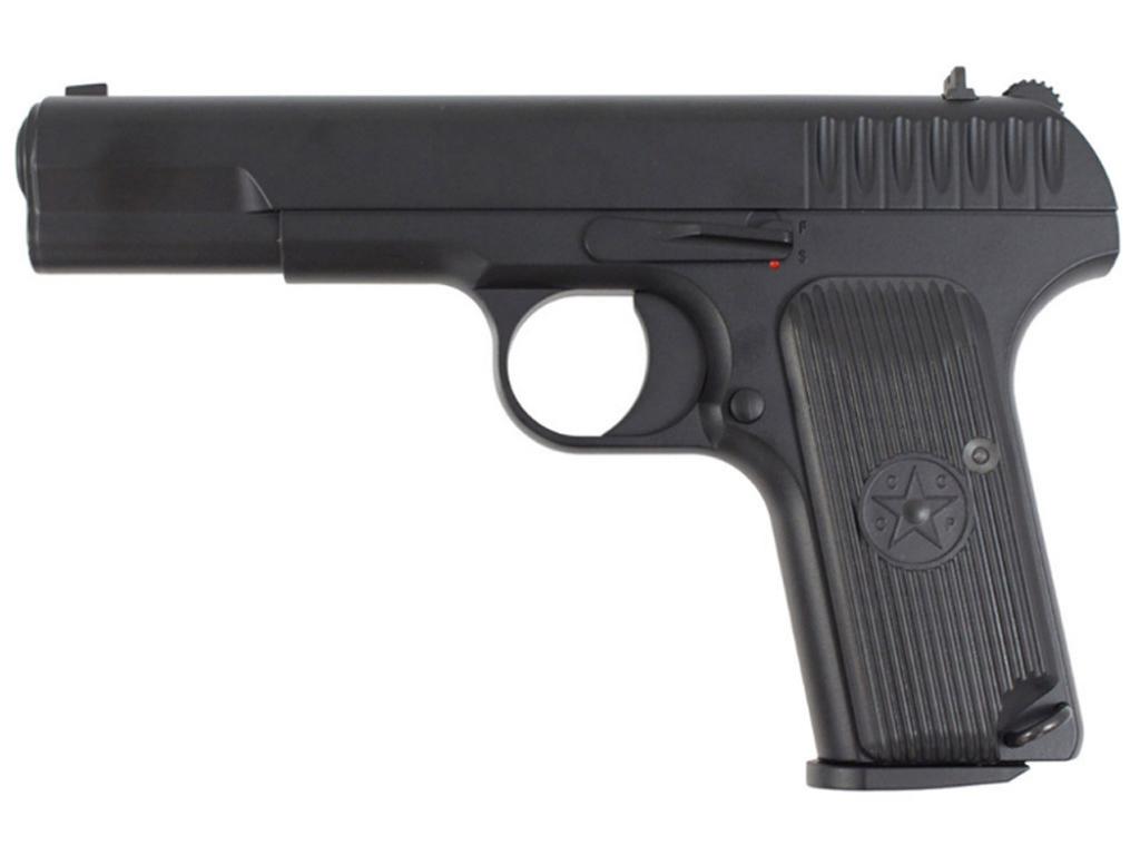 KWC TT33 Tokarev C02 NBB Steel BB Pistol