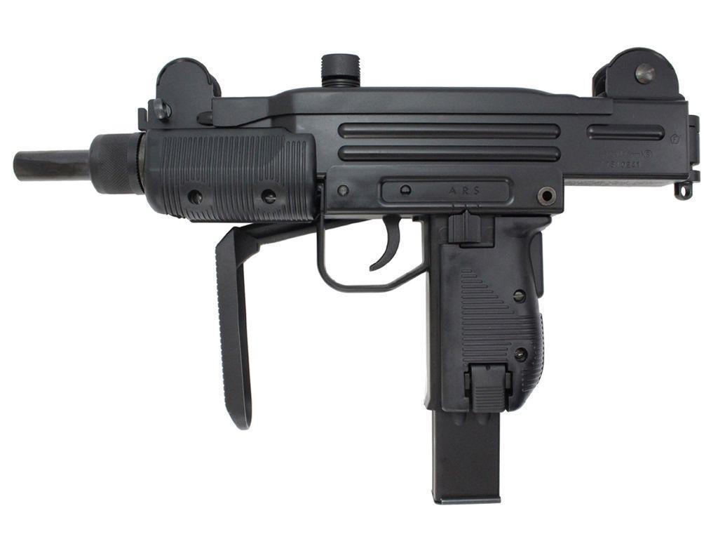 KWC Mini UZI C02 Blowback Steel BB gun