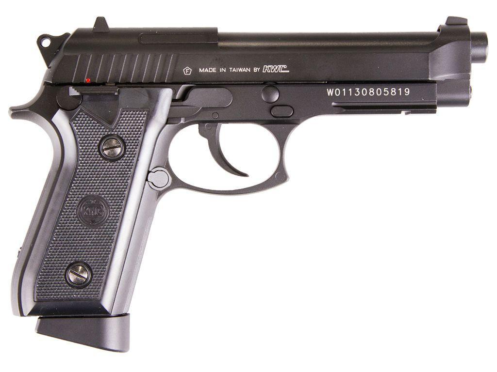 Buy Cheap KWC M92 4.5mm BB Pistol CO2 Blowback | ReplicaAirguns.ca