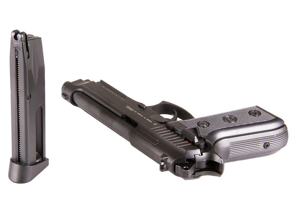 KWC PT92 C02 Blowback Steel BB Pistol