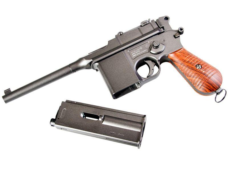 KWC M712 Mauser CO2 Steel BB Pistol