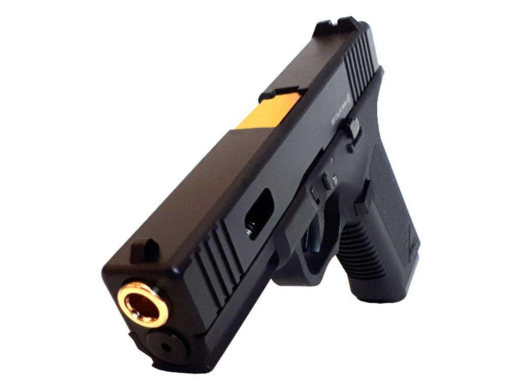 KWC K17 Blowback 4.5mm BB Pistol - CO2