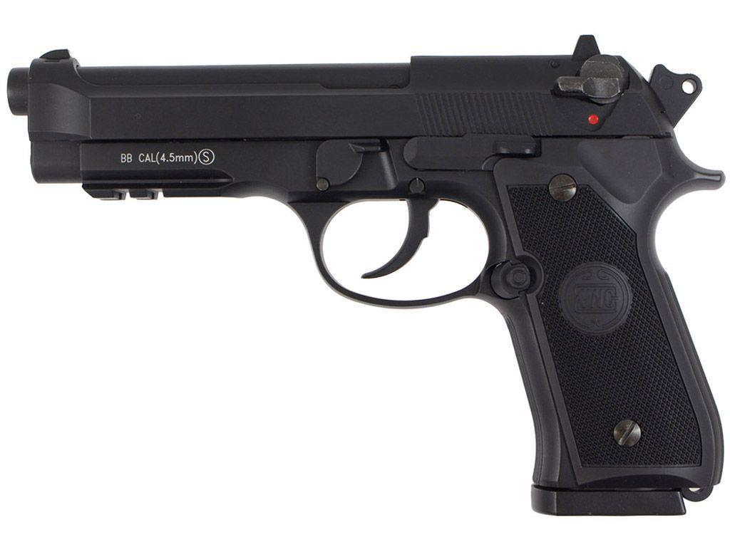 KWC 92FS Blowback Steel BB Gun