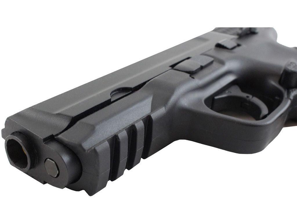 KWC MP40 C02 Blowback Steel BB Pistol