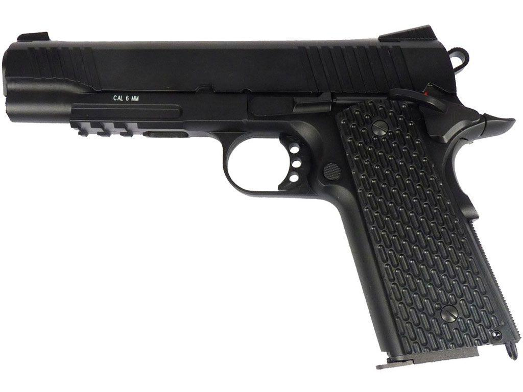 KWC M1911 A1 Tac Blowback BB Gun