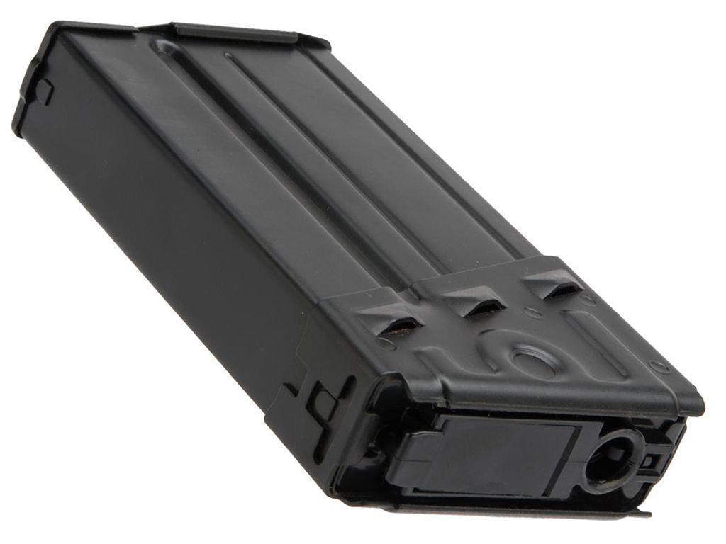 LCT LC-3/G3 Series Metal Airsoft Magazine - Plain/140rd