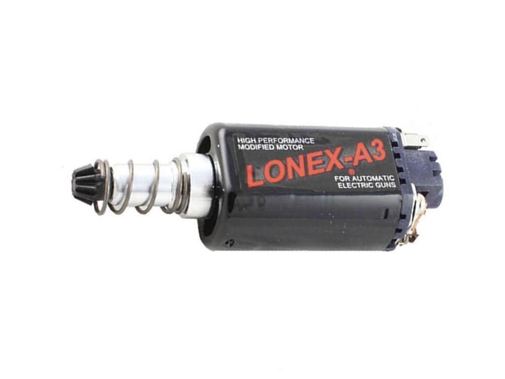 Lonex TITAN Airsoft AEG Motor - High Speed / Long