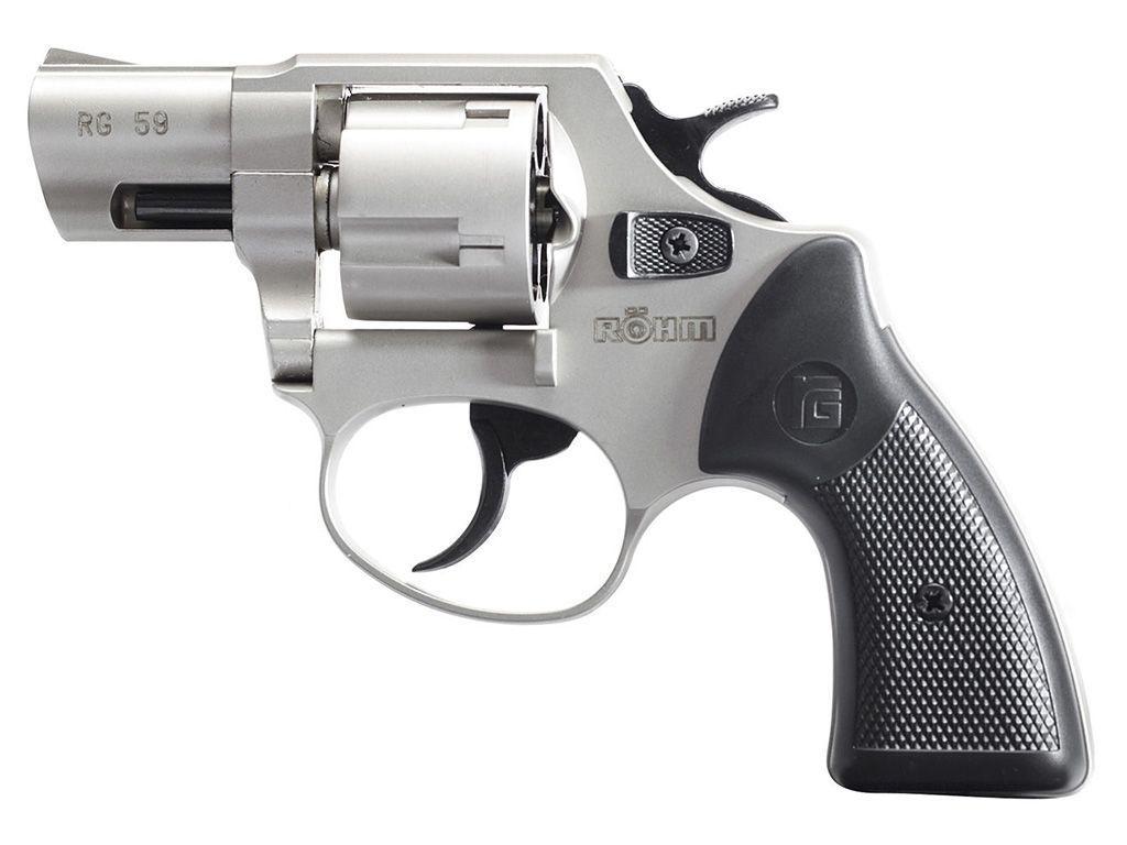 ROHM RG 59 Blank Revolver