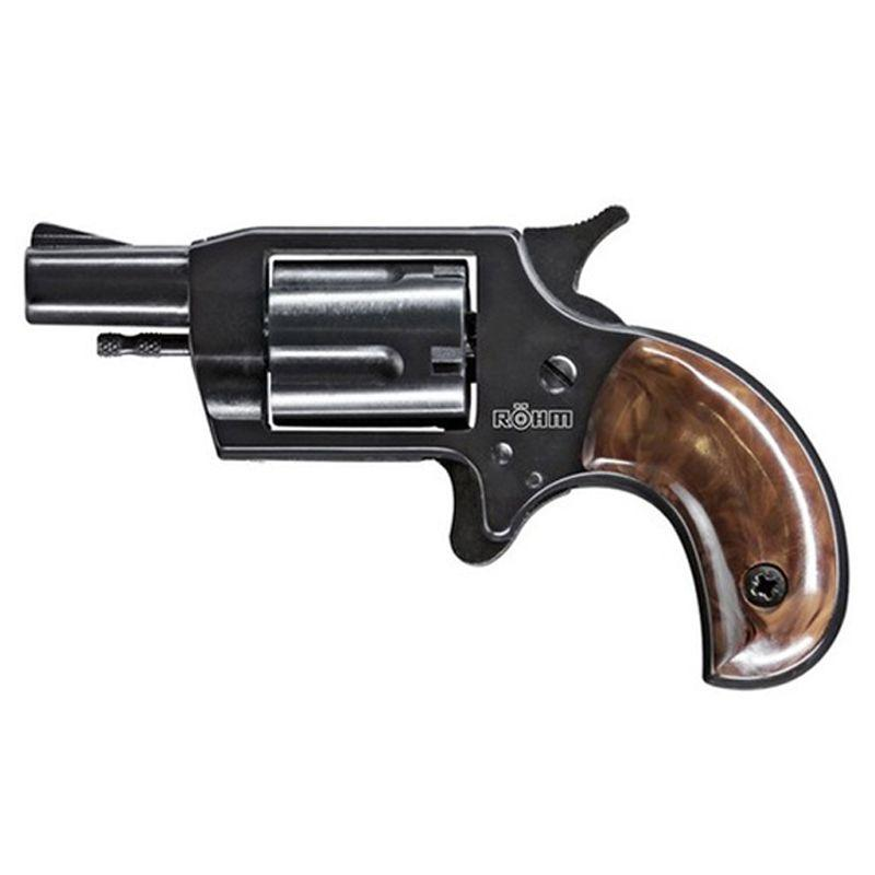 Rohm Little Joe Ultra Compact .22 Blank Revolver
