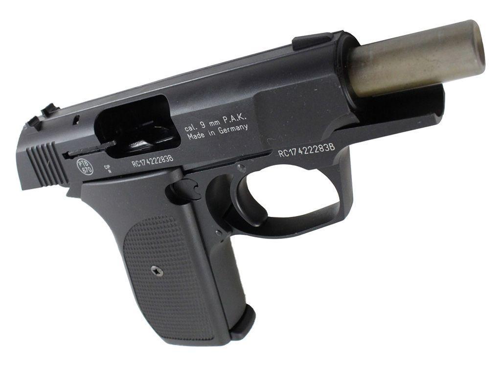 ROHM RG-88 9mm P A K  Blank Pistol