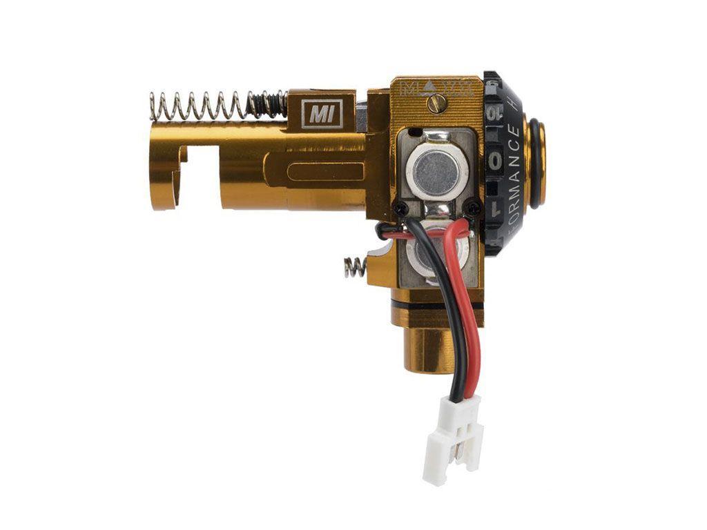 Maxx Model CNC Aluminum Hopup Chamber for M4 / M16 Series Airsoft AEG Rifles