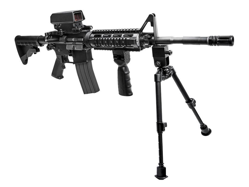 NcStar AR-15 Quick Release Bayonet Lug Bipod
