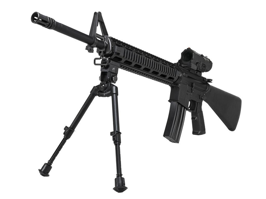 NcStar Bipod with Notched Legs QR Mount