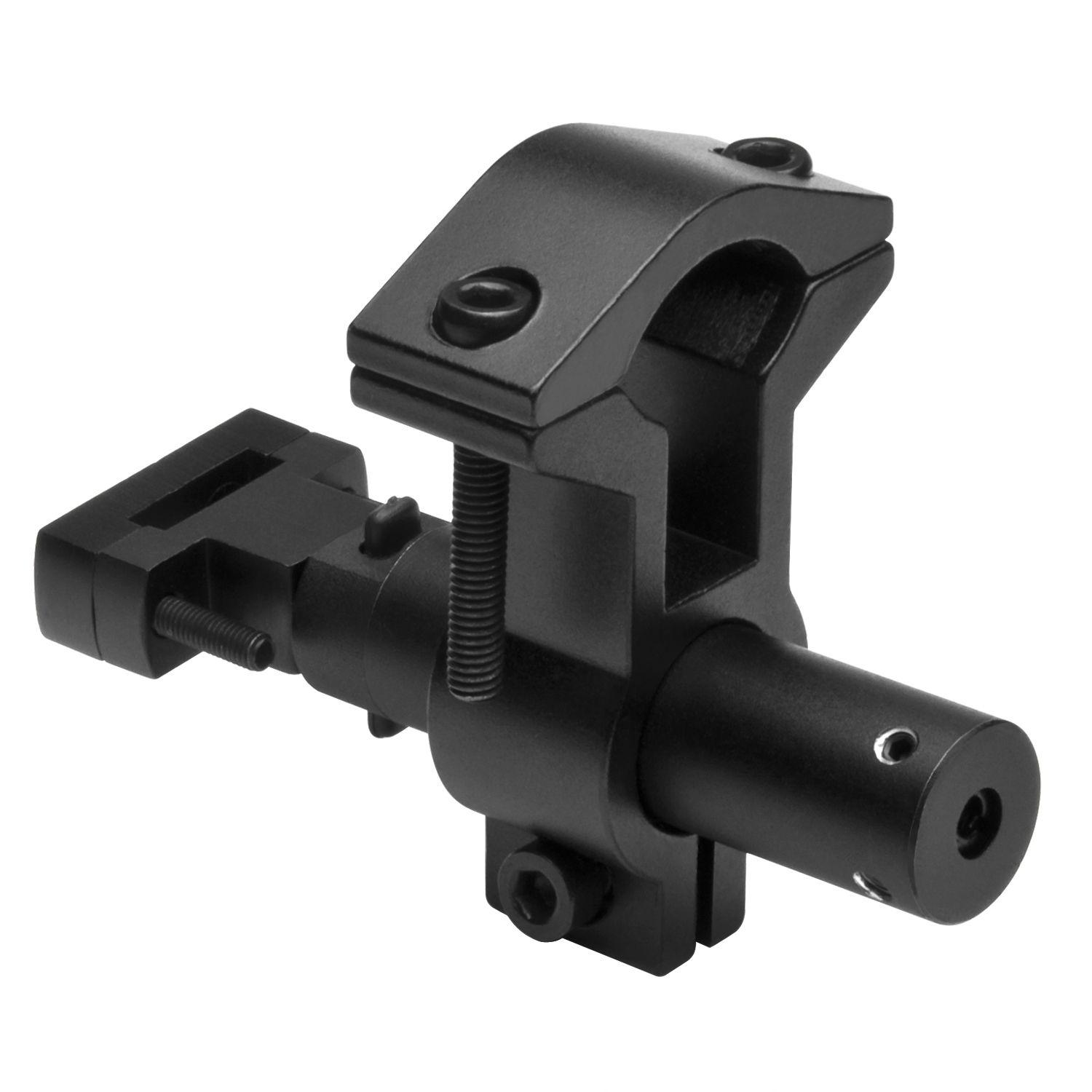 Ncstar Red Laser Sight With Universal Barrel And Trigger Guard Mount