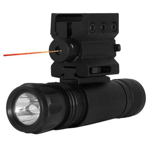 Ncstar - Pistol Lasermount-Flashlight Kit