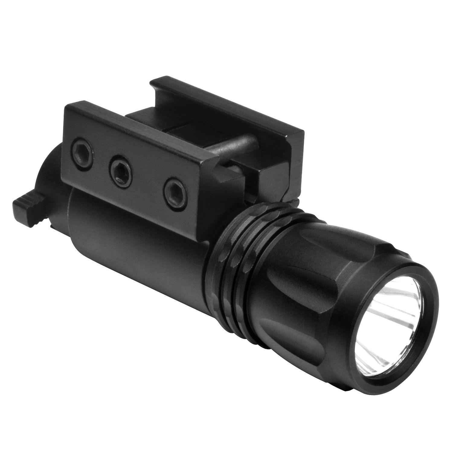 Ncstar Tactical Pistol Rifle Flashlight