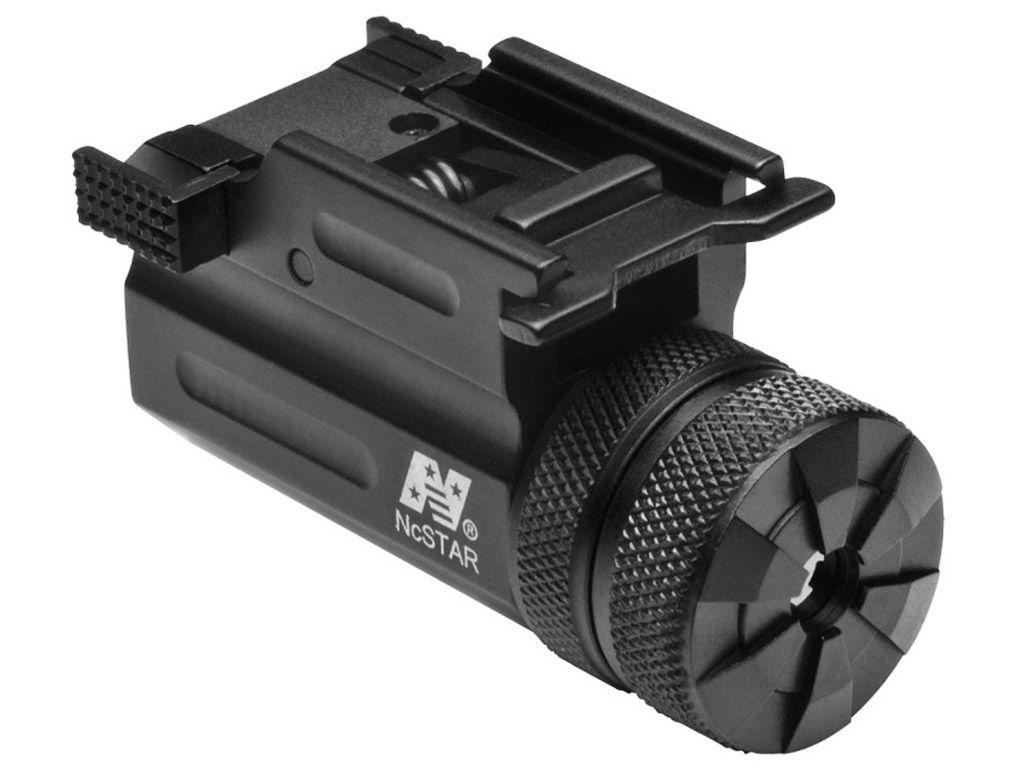 Ncstar Ultra Compact gun Laser With Quick Release Weaver Mount