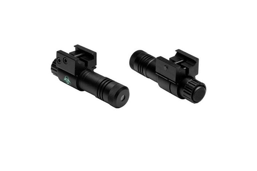 Ncstar Zombie Stryke Compact Green Laser Weapon Sight