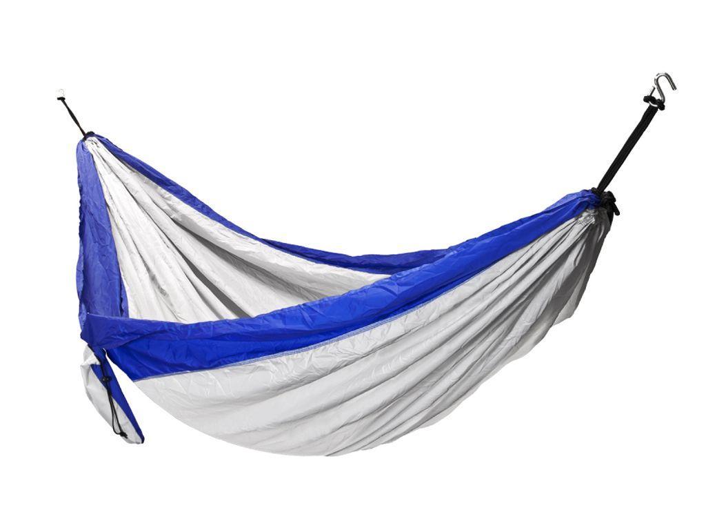 NcStar Blue & Silver Nylon Hammock