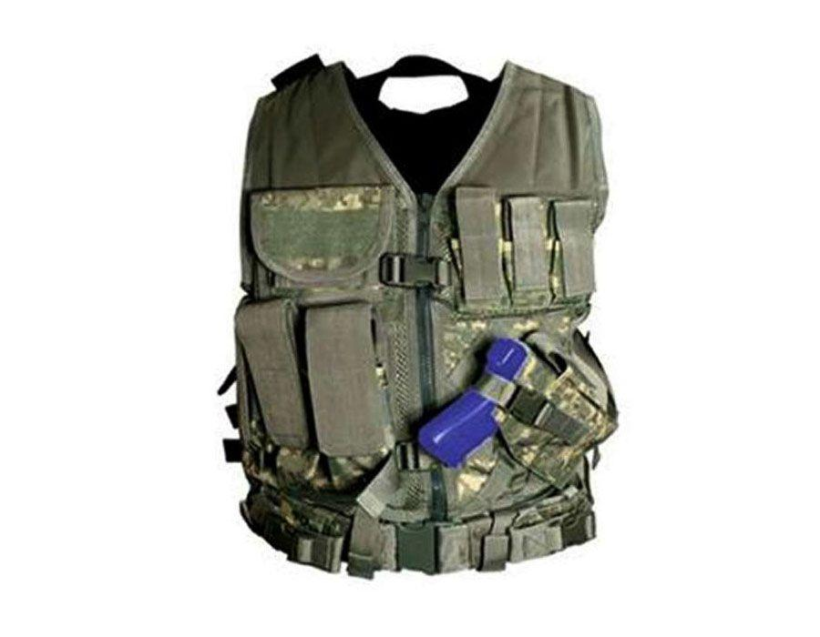 Ncstar Tactical Digital Camo ACU Vest