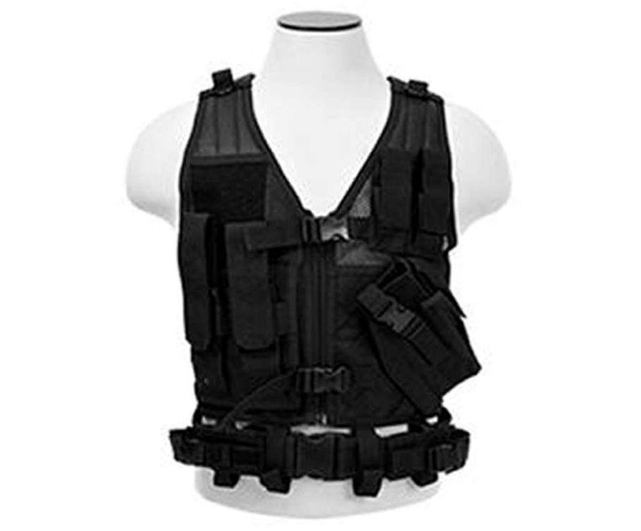 Ncstar Black Tactical Childrens Vest