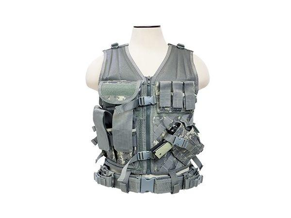 NcStar Tactical Vest - Large