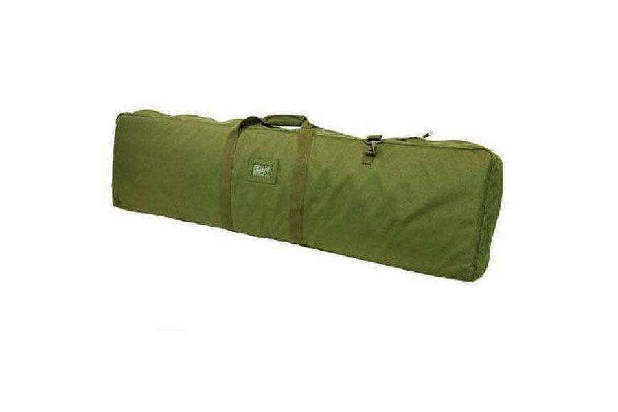 Ncstar Discreet Double Green Rifle Case