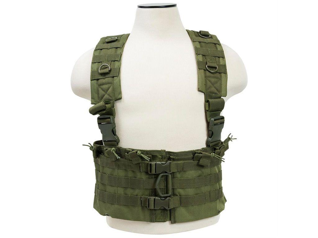 Ncstar Green AR Chest Rig
