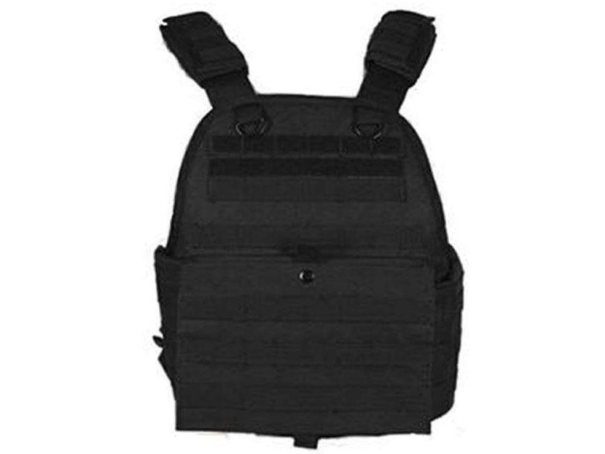 Ncstar Black Plate Carrier Vest
