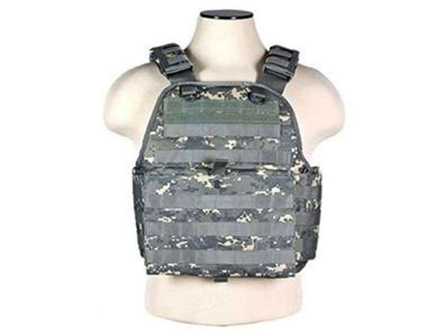 Ncstar Digital Camo Plate Carrier Vest