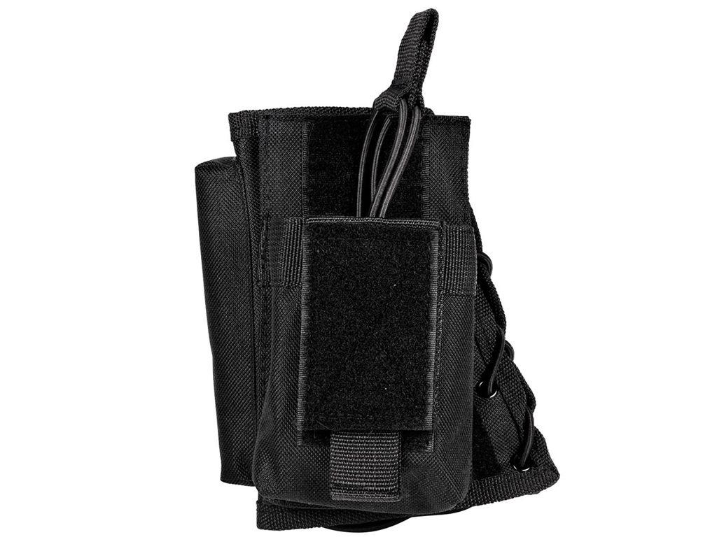 NcStar Stock Riser with Magazine Pouch