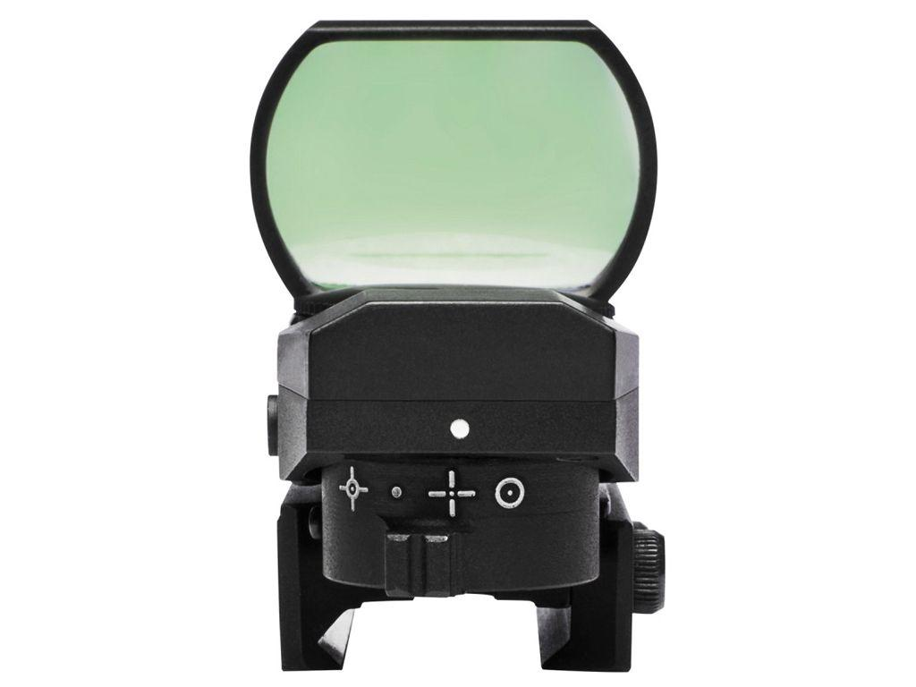 NcStar Four Reticle Reflex Sight - Red