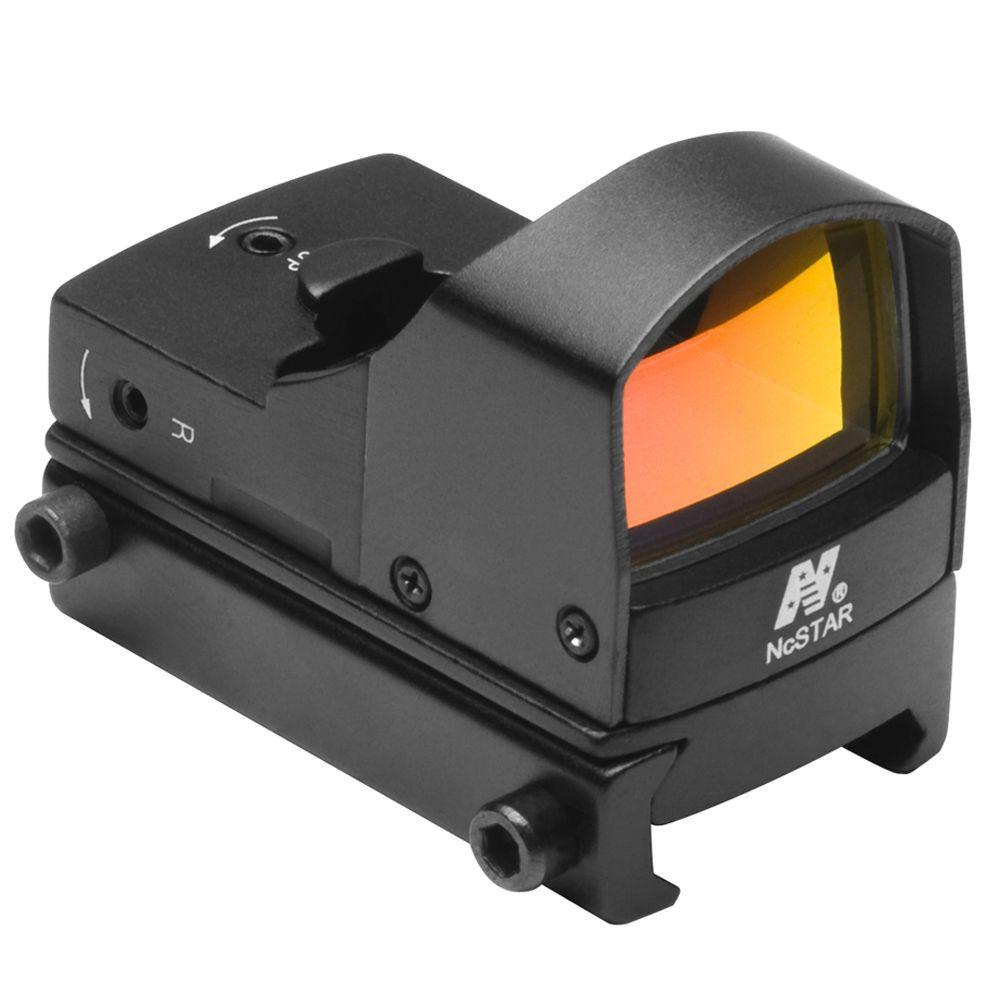 Ncstar Compact Tactical Red Dot Reflex Black Sight