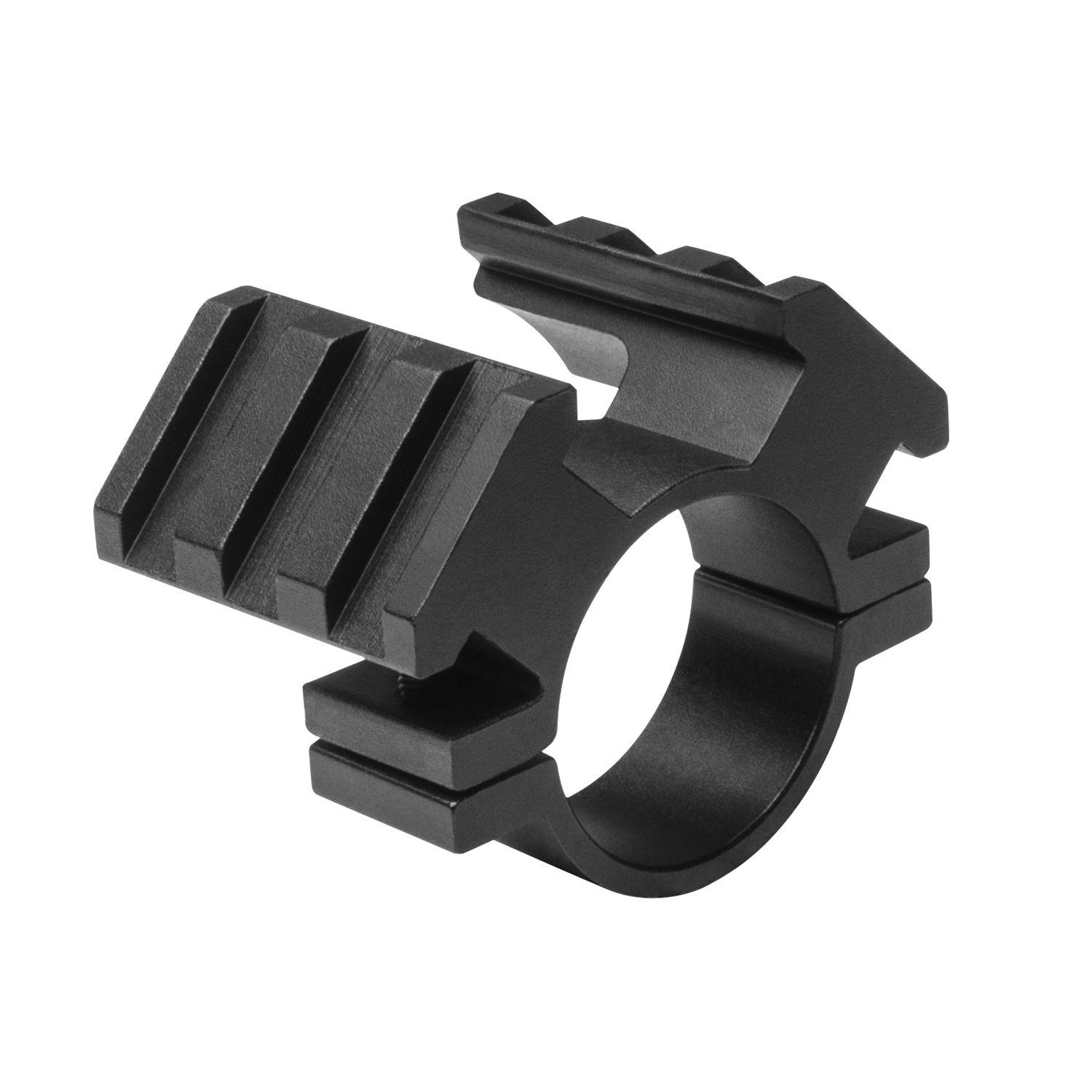 Ncstar 1 Inch Rifle Scope Adapter Double Weaver Base