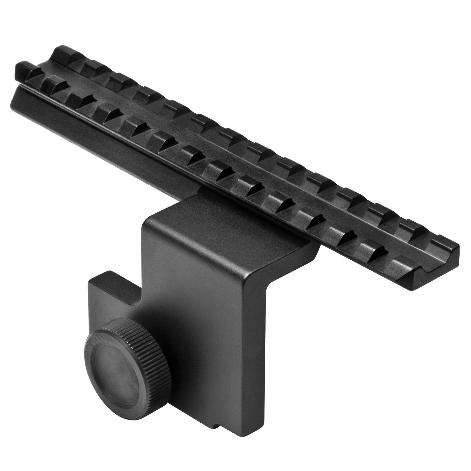 Ncstar Mini 14 Scope Black Side Mount Weaver
