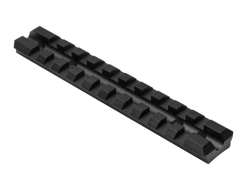 10/22 Receiver Picatinny Rail - Black
