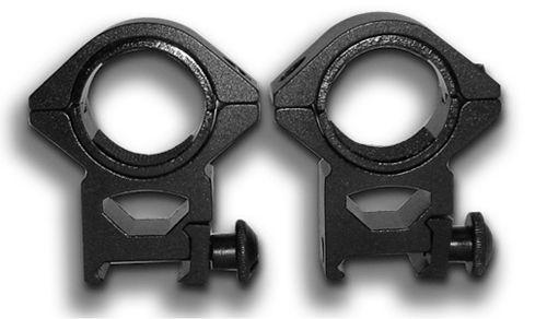 Ncstar 1 Inch Inserts 30Mm Black Weaver Ring