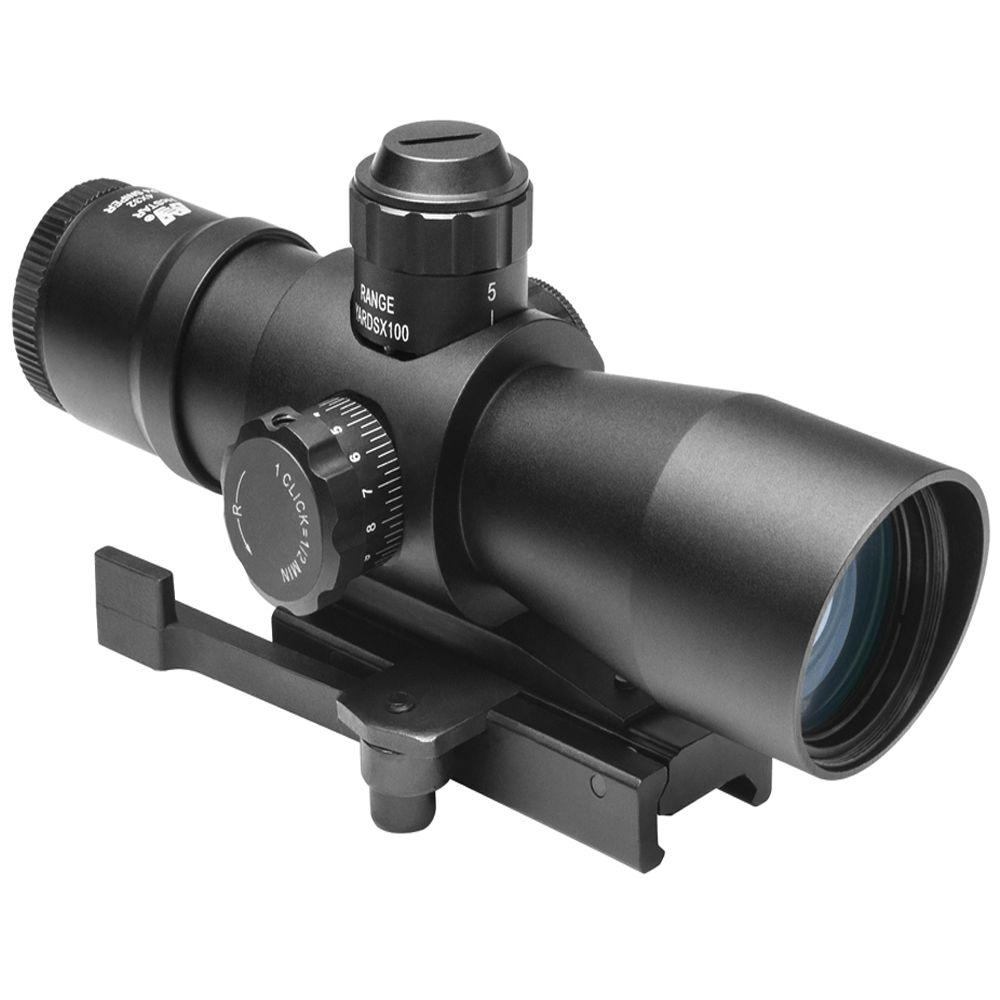 Ncstar Mark III Tactical Series Rifle Scope