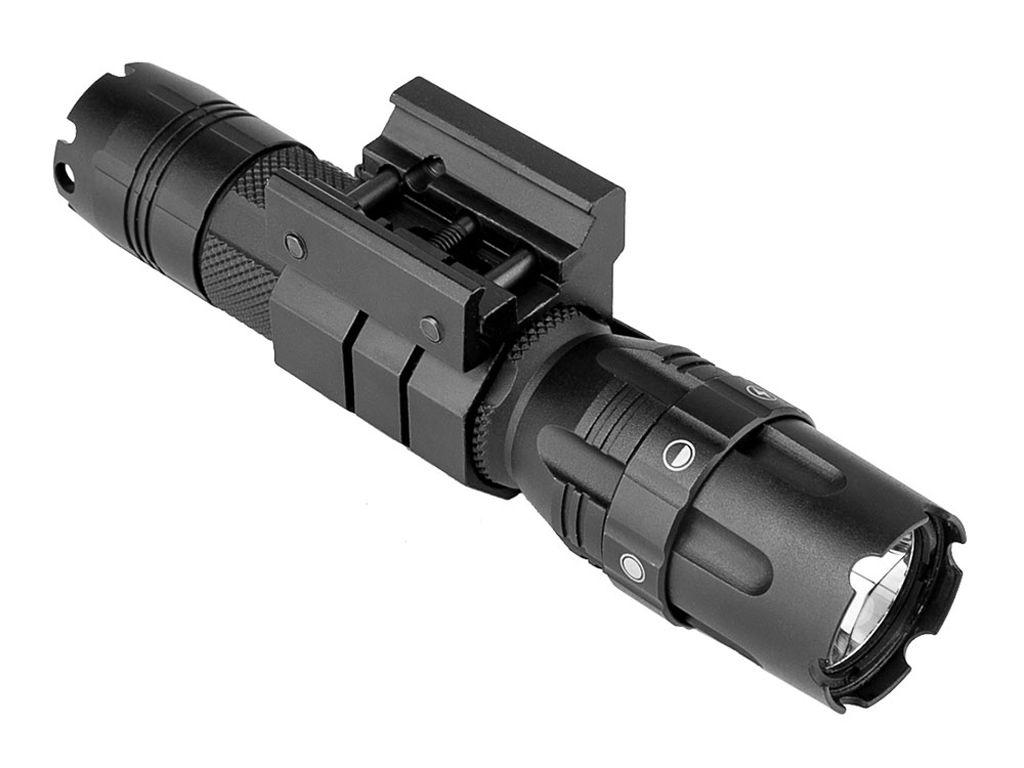 NcStar Pro Series 3W 500 Lumen Mod2 Flashlight - High/Low